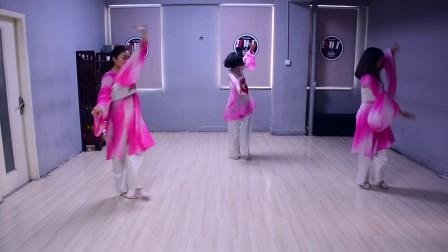 红舞坊保定爵士舞韩舞钢管舞舞蹈培训-牵丝戏