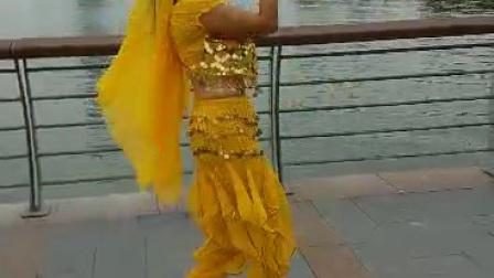 兰兰肚皮舞-零度桑巴