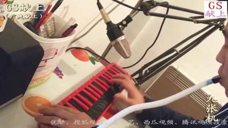 【GS献上】口风琴演奏《九张机》