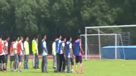 高中体育《足球脚内侧传球》教学视频,卢中磊