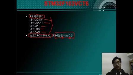 第5集--STM32F103芯片内部资源分析--刘凯老师STM32培训视频
