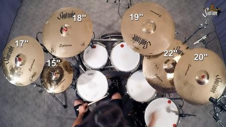 Soultone Cymbals Explosion Series Demo