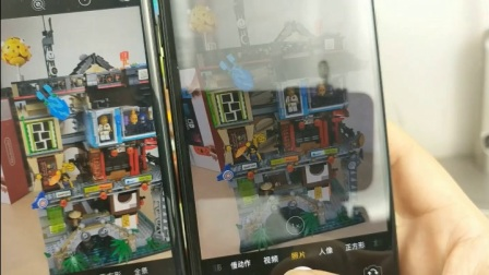 iPhoneX系列评测第一季第六集拍照两大杀手锏(OLED屏幕和人像模式)
