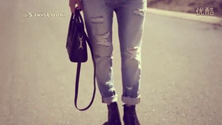 短裤搭配图片 长袖衬衣 矮个子女生穿衣搭配
