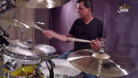 Soultone Cymbals - 2017 Abby Cymbal Pack - Asher Fedi