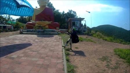 泰国 Paragliding Koh Larn