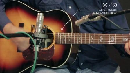全单型号 Blueridge吉他录音横评视频 (八种型号对比)