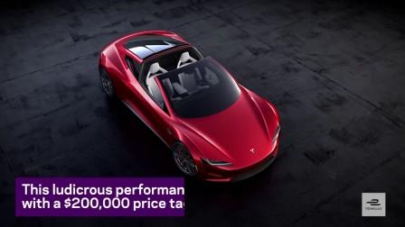 FE电动方程式 | TESLA发布1.9秒破百电动跑车