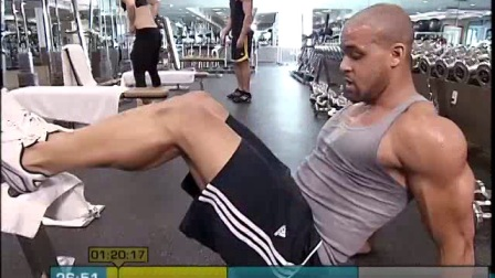 63天减肥操塑臀提臀健美操insanity14 Upper Body Weight Training 上半身负重训练