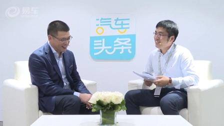广州车展专访领克汽车销售有限公司副总经理吴进