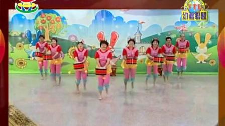 幼儿园小班儿童舞蹈《鼓舞童年》