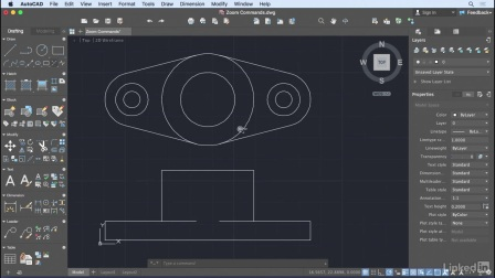 AutoCAD for Mac 2018 教程视频