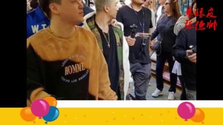 「BigBang」「新闻」171110太阳综艺拍摄路途来袭路