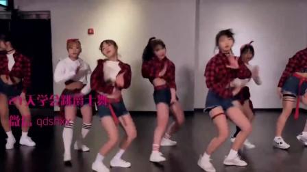 【ALiEN舞室】少女版爵士舞Aint My Fault,舞蹈视频大全