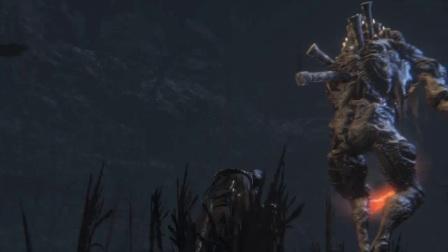 【游民星空】《血源诅咒》火焰亡灵巨人