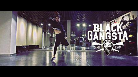 大连B.G帮派舞蹈新晋导师雪儿舞蹈视频4