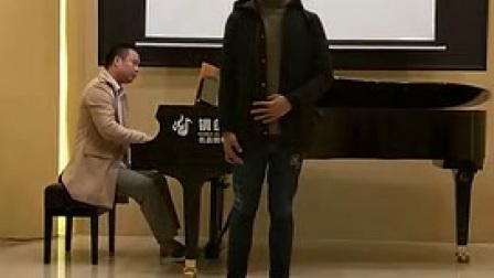 武汉欧艺艺术培训学校平顶山分校~崔家萌《桥》      钢琴伴奏