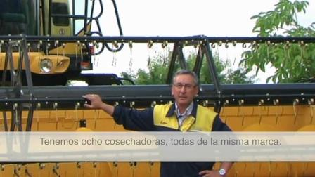 米其林超低压技术在收割机的应用MICHELIN Ultraflex Tecnologies also in harvesters_x264
