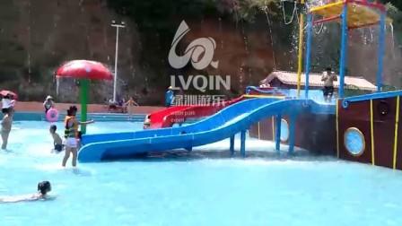 儿童滑梯 戏水设备