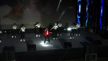红遍全球创世纪神曲BEAT IT-敏敏杰克逊演唱