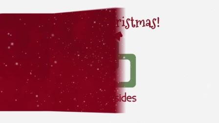 AE 模板 christmas carousel 52234