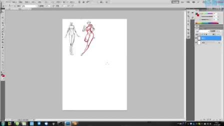 手绘漫画人物教程 铅笔手绘动漫人物教程 手绘漫画人物步骤图解