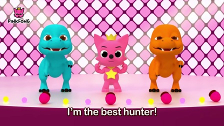 Tyrannosaurus Rex   Word Play   Pinkfong Songs for Children - YouTube