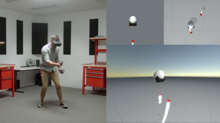 Oculus Santa Cruz的6度自由控制器 | VR科技网