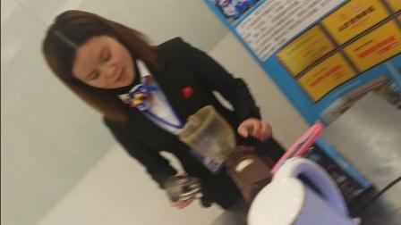 成都红叶谷学校文老师讲咖啡