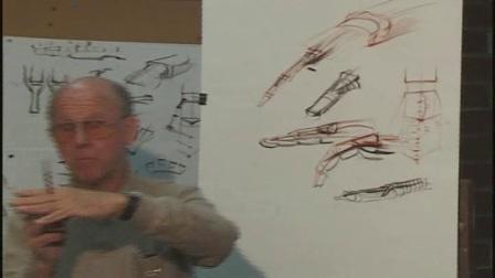5.[手部解剖素描].Hand