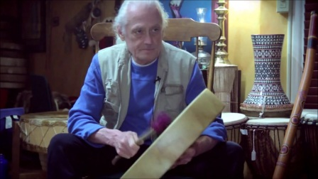 Drummaking with Patrick Pinson of Cedar Mountain Drums_ Part 6
