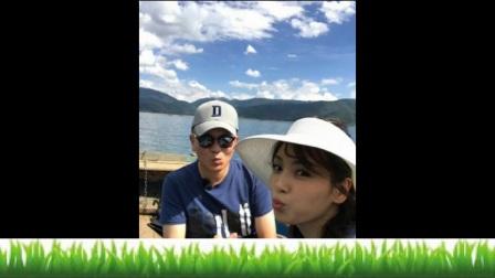 刘涛老公晒童年照,网友赞基因强大,王珂小时候就拥有法拉利了!