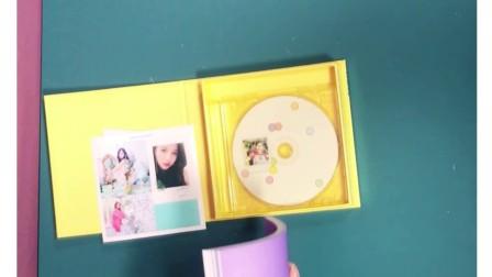 [1theK开箱视频] TWICE首张正规专辑《Twicetagram》