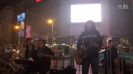 米高音响 专业户外大功率多功能蓝牙音响 天津街头歌手—旅行