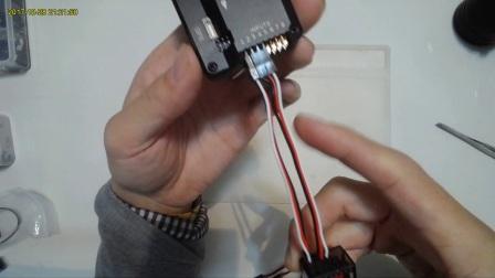 APM飞控和接收机的连接