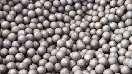 棒磨机钢棒和球磨机钢球制造商-济南厚德耐磨材料有限公司