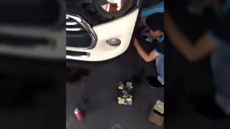 11.25【车主体验】宝马MINI车主选择中力安陶瓷刹车片,高端车主的正确选择