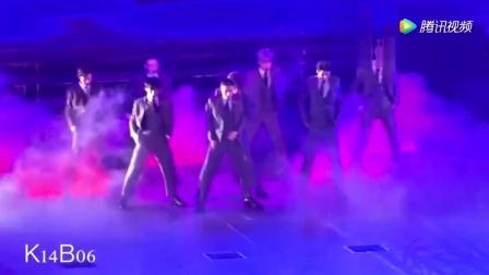 EXO首尔演唱会《甜蜜谎言》现场版完整cut,彻底心空