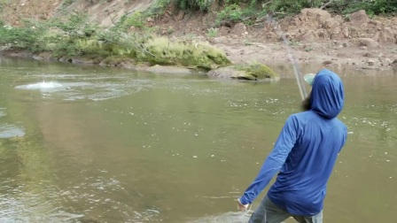 [【绝美飞钓】Fly Fishing in The Bolivian Amazon