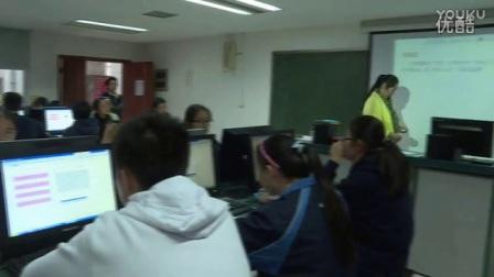 高中信息技术《表格数据图形化》教学视频黄磊磊 2015年湖南省中学信息技术教学比赛视频