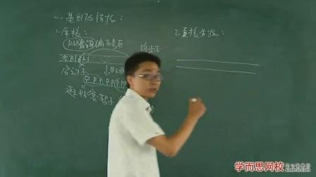 (1)基因的结构与表达知识点1