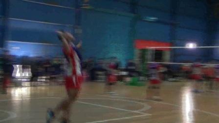 2017年广西本科高校排球锦标赛 广西大学vs百色学院