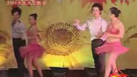 0917 拉丁舞 《激情与诺言》重庆科创职业学院