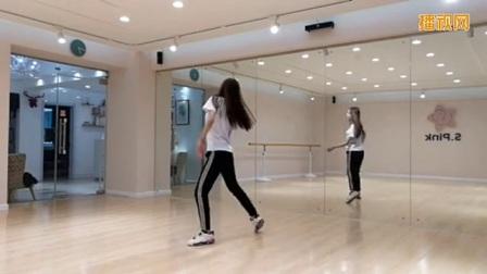 goodtime舞蹈视频教程 分解镜面教学