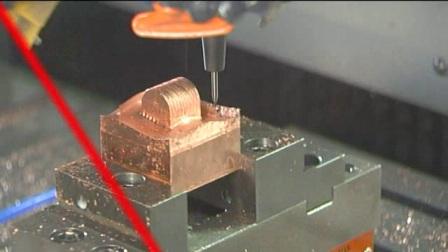 铜电极加工