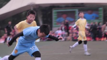 汇文小学足球比赛花絮