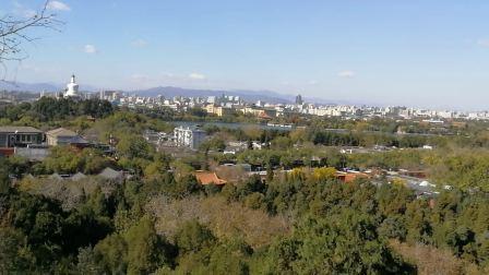 景山公园(一览皇城)