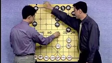 象棋宝典冷僻布局与对策系列 中炮对鸳鸯炮 (张强 阎文清)_标清