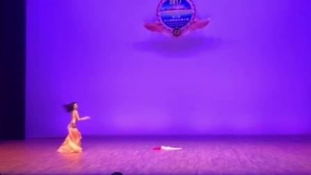 2017年11月25日香港东方舞比赛_Celine表演