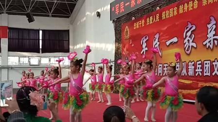 _20171111_军民一家亲葛沽镇慰问天津武警新兵文艺演出